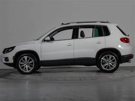 volkswagen tiguan 2016 white 2016 volkswagen tiguan white with 26 285 for