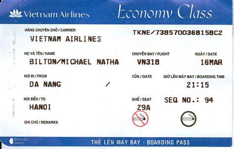 vietnam domestic airfare