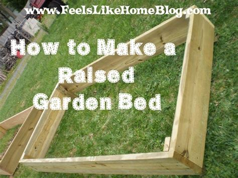 how to build a flower bed 35 best images about raised flower bed ideas on pinterest