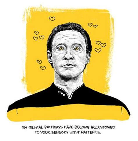 trek valentines card 444 best images about data the android on
