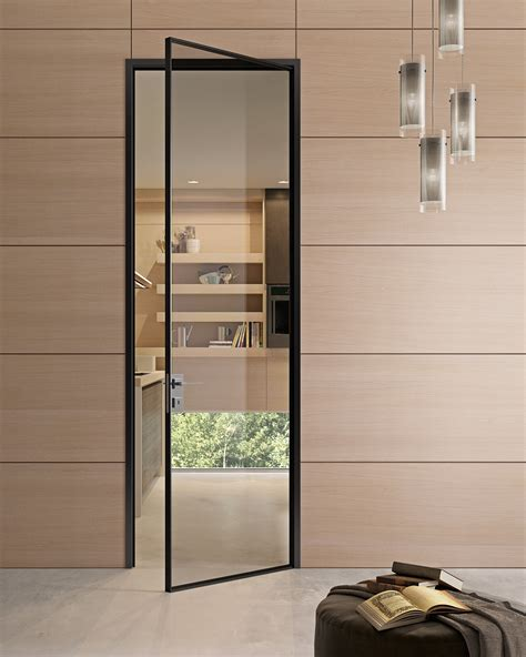Hinged Glass Doors Hinged Glass And Aluminium Door G Like Gidea Transparent Design Doors