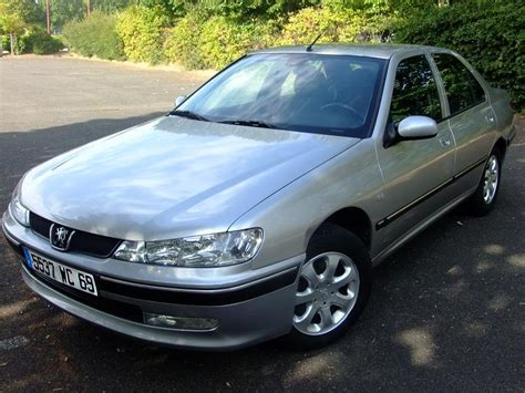 peugeot 406 engine peugeot 406 2 0 l ew10 engine manual transmission