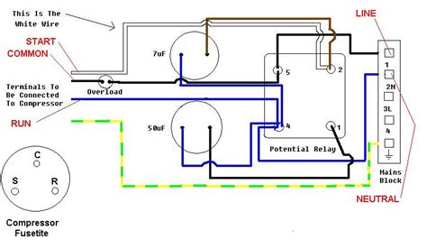 chion air compressor wiring diagram gas air compressor