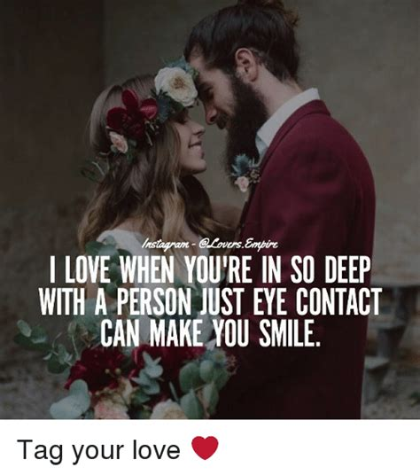 So In Love Meme - i love when you re in so deep with a person just eye