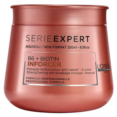 Loreal Vitamin l or 233 al serie expert b6 biotin inforcer masque 250 ml