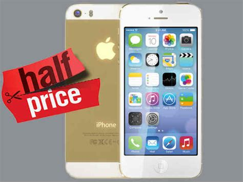 apple iphone 5s price droppedcut by half in india now available for rs 20 900 10 best deals