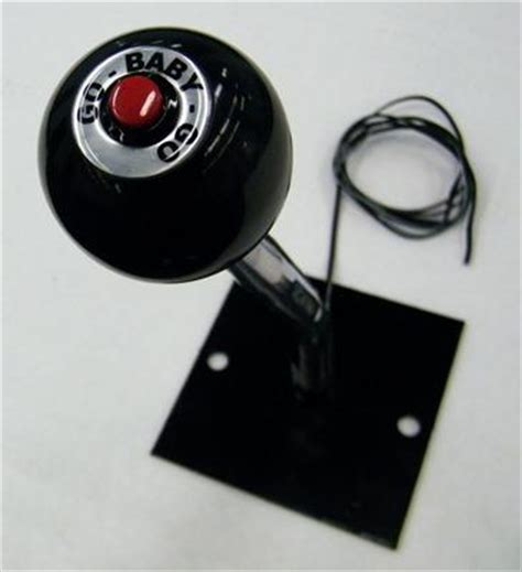 sell go baby go shifter knob w nitrous button eleanor