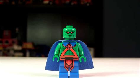 Dijamin Lego Minifigure Martian Manhunter Polybag lego dc comics martian manhunter minifigure review