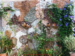 the unique type of garden wall decor actual home