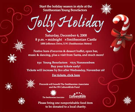 christmas invite wording for the office template invitation templates graphics and templates