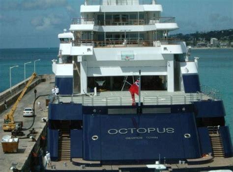 paul herman motors mega yacht octopus 52 pics
