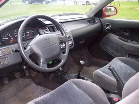 1995 honda civic coupe interior pictures cargurus