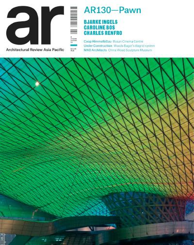 Architectural Review Asia Pacific Magazine Winter 2013 Boca Design Architectural Review Magazine