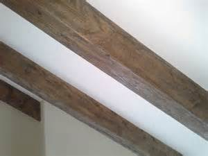 weathered wood ceiling beams traditional minneapolis