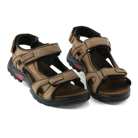 best leather sandals top quality sandal 2017 sandals summer genuine leather
