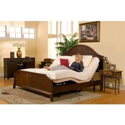 King Size Adjustable Bed Reviews Sleep Zone Deluxe Adjustable Bed 8 Inch Split King Size