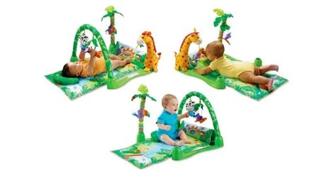 Sale Playgym Musical Termurah fisher price rainforest 1 2 3 musical play 163 34 99 home bargains
