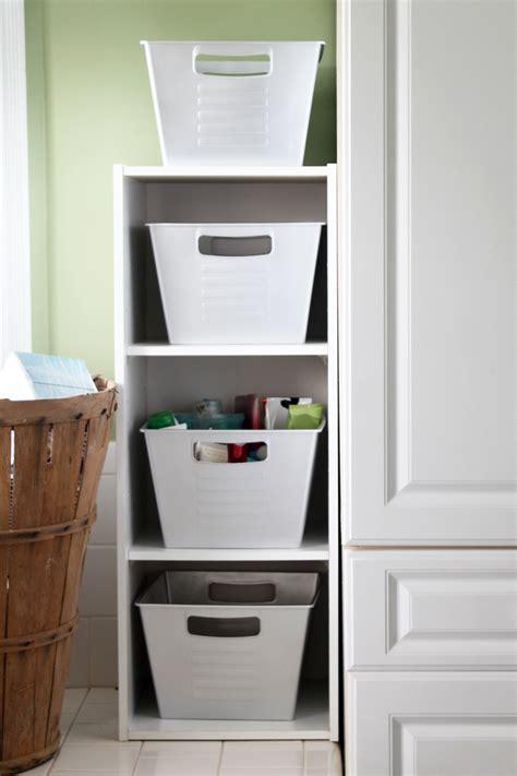 organization bins makeover dollar store bins for pretty organization the