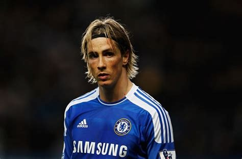Fernando Torres Hairstyle by All Football Fernando Torres Hairstyles