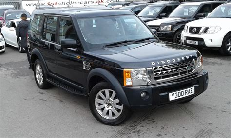 how to sell used cars 2005 land rover range rover user handbook used 2005 land rover discovery 3 tdv6 se price range and cheaper tax discovery 3 se previously