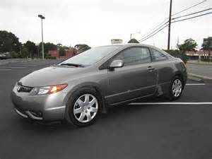 sold 2008 honda civic lx coupe 5 speed manual meticulous