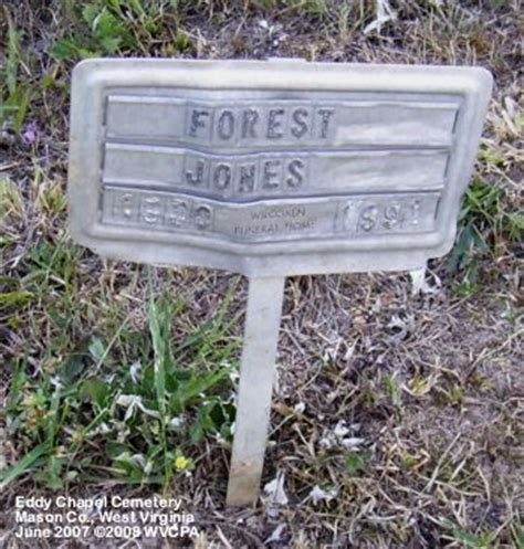 west virginia cemetery preservation association eddy