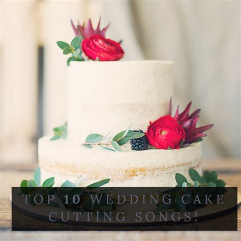 Top 10 Wedding Cake Cutting Songs ? PinkHouseVideo.com
