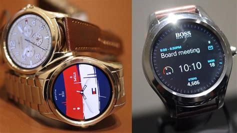 Harga Jam Tangan Merk Hugo hugo dan hilfiger rilis smartwatch premium