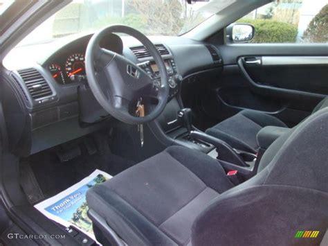 2004 Honda Accord Lx Interior by Black Interior 2004 Honda Accord Lx Coupe Photo 46311086