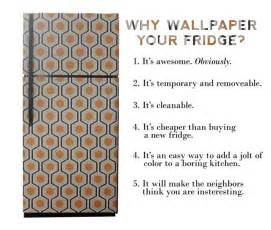 4 diy kitchen projects to make from leftover wallpaper