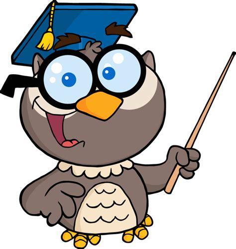 clipart for teachers best smart owl clip 18317 clipartion