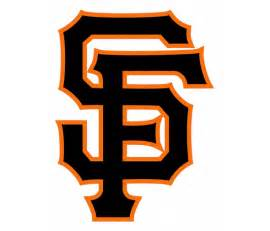 What Does Sf On Logo Giants Logo Logos Pictures