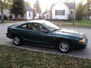 purchase used 1997 ford mustang base coupe 2 door 3 8l in