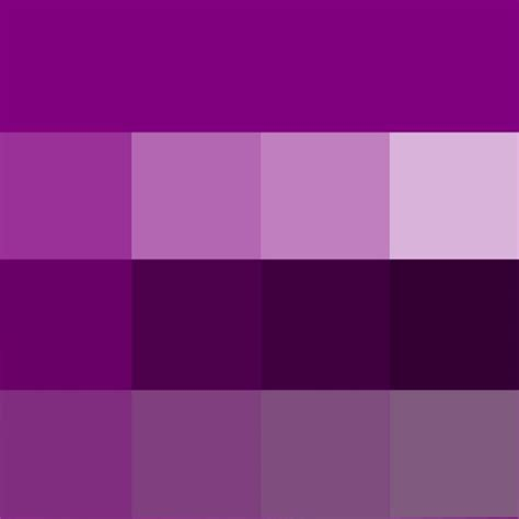 different color purples 1000 images about shades of purple on pinterest