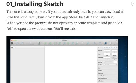 google design medium how to learn sketch for free