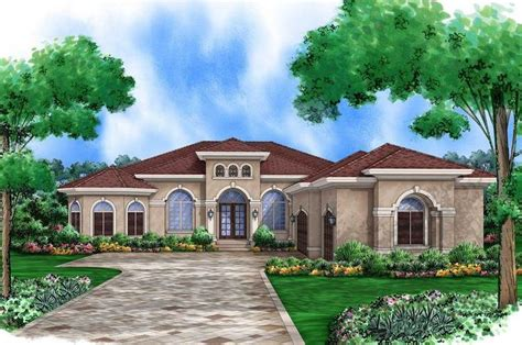 1000 images about courtyard entry house plans on