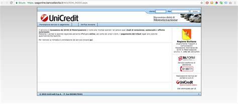 banco di sicilia orari codici tributi pago banco di sicilia gestionale