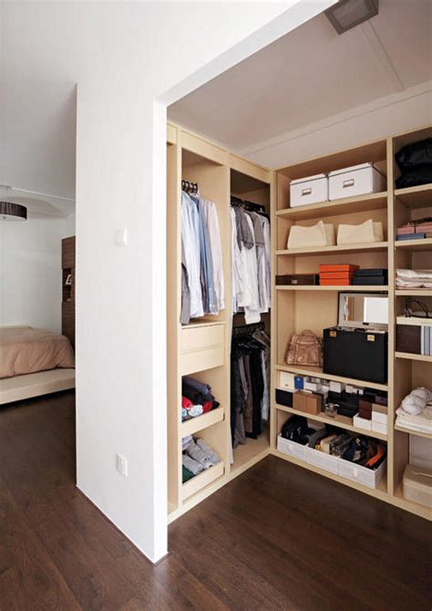 Bedroom Wardrobe Ideas Singapore House Tour Open Concept 3 Room Hdb Flat Home Decor