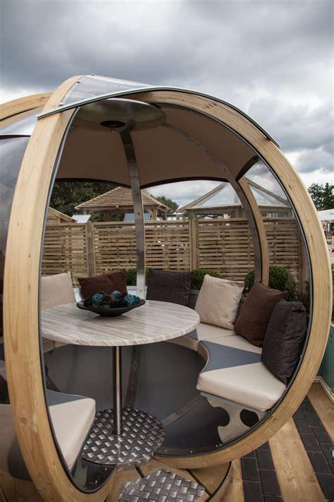futuristic home decor sphere futuristic garden lounge home decorating trends