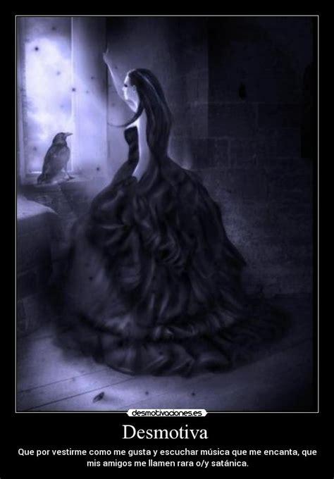 imagenes satanicas graciosas carteles de gotica pag 15 desmotivaciones
