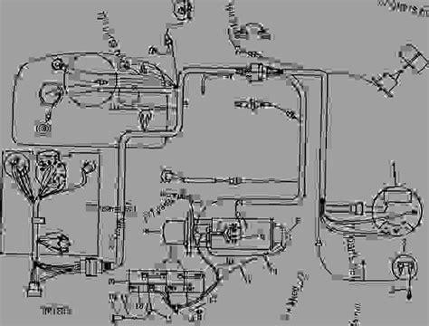 deere 3020 12 volt wiring diagram just another