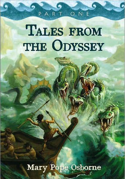 libro tales from the greek tales from the odyssey part 1 trade bind up by mary pope osborne paperback barnes noble 174