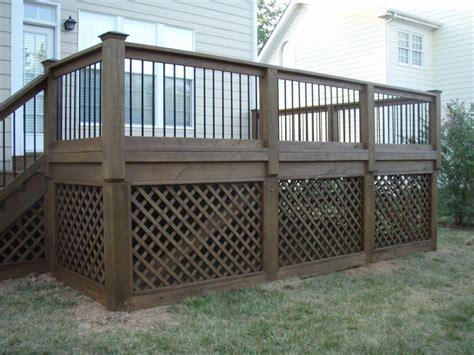 home designer pro lattice removable lattice panel under deck storage yahoo image