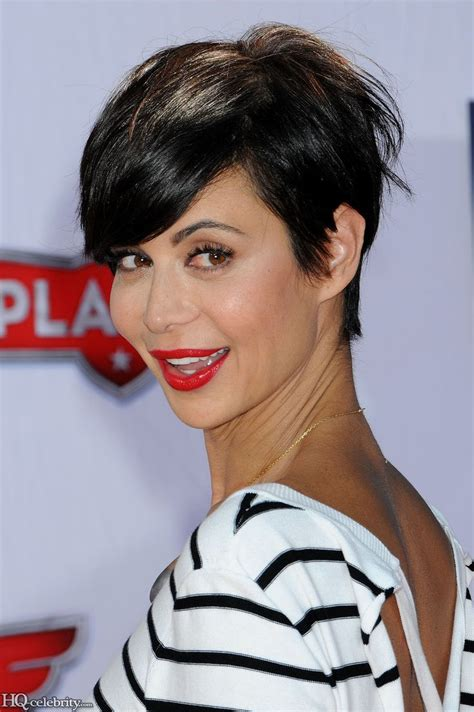 catherine bell short formal hair 36 best images about haarstyle hairstyles on pinterest