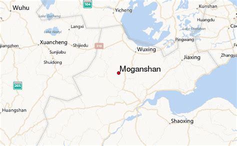 Moganshan Weather Forecast