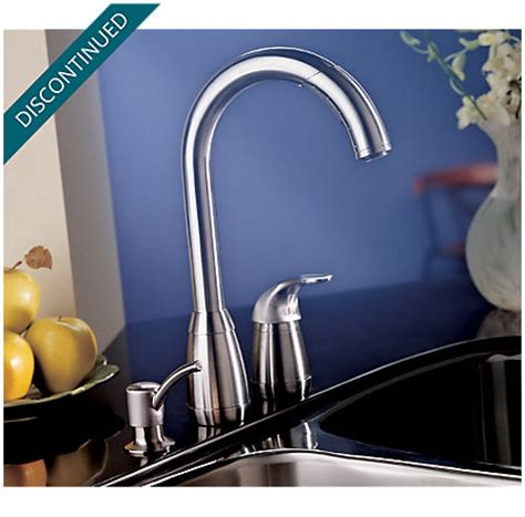 Stainless Steel Contempra 1 Handle Kitchen Faucet 526 | stainless steel contempra 1 handle kitchen faucet 526