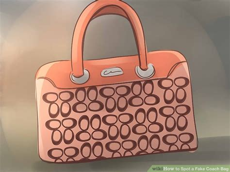 10 Ways To Spot A Designer Bag by 3 Ways To Spot A Coach Bag Wikihow