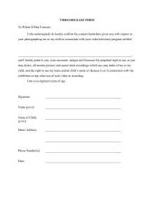 release form template doc 12751650 release form why you should a photo