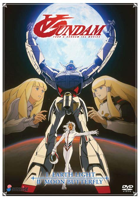 film anime gundam turn a gundam movies dvd