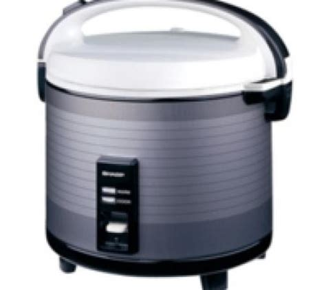 Rice Cooker Sharp 7 Liter sharp 1 8 liter rice cooker
